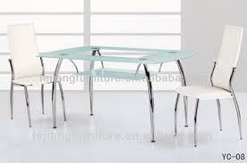 oval glass dining table. modern oval glass top stainless steel dining table