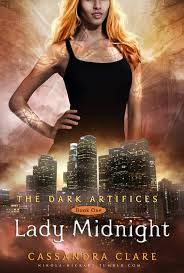 the dark artifices lady midnight to be released march 2018