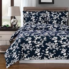 lucy navy white reversible duvet cover set touch to zoom