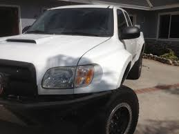 2000 to 2006 Toyota Tundra Front Fenders with 6.5″ Flare – OFFROAD ...