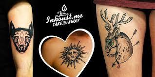 Tetování Písmena T