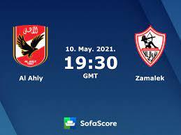 Al Ahly - Zamalek Live ticker, H2H und Aufstellungen