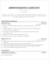 Entry Level Resume Objectives Resume Entry Level Objective Sample