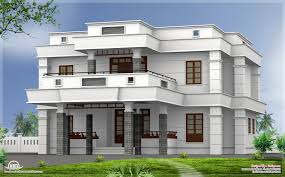 Indian Roof Boundary Wall Design Eco Friendly Houses Bhk Modern Flat Roof House Design