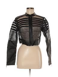 Yoki Size Chart Check It Out Yoki Faux Leather Jacket For 24 99 On Thredup