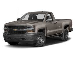 2017 Chevy Silverado 1500 Trims Inspire Tampa and Sarasota