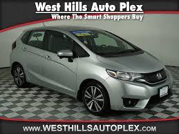 Certified Pre-Owned 2015 Honda Fit EX-L 4 Door Hatchback in ...