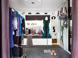 luxurious closet makeover