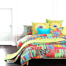 modern king size bedding sets bohemian exotic bedding colorful modern duvet cover queen king size bed