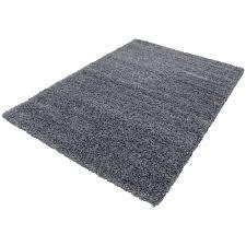 Carpetiade Hochflor Teppich Shaggy Langflorteppich