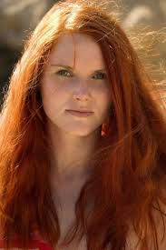 183 best images about Rare Redheads on Pinterest