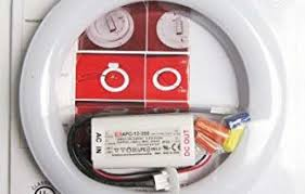 circline wiring a lamp decorbold ul frosted circline led cool white 4100k long life plug in