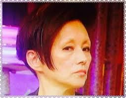 夏木マリの髪型はロングからショートに
