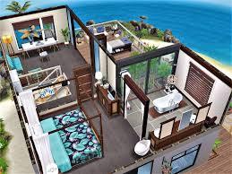Sims 3 Design Sim House Design Workshop Sims Freeplay Island Villa