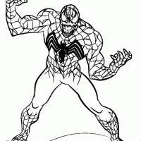 Kleurplaten Spiderman Kleurplaten Kleurplaatnl