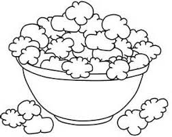 Small Picture Printable Popcorn Coloring Pages sketch template Its National