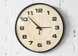 vintage wall clocks for the kitchen
