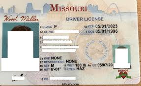 Card Fake Missouri Id Maker