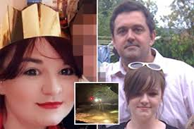 Dad, 47, and 'adorable' daughter, 26, swept to their deaths after being  knocked from wall by huge wave