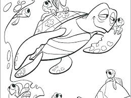 Finding Nemo Coloring Pages To Print Online Book Download As Well