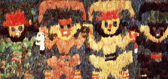 james reid and peruvian textiles