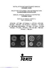 Cristal Vitrocerámica Teka VTCB Building Cristales Vitrocerámicas Vitroceramica Teka Vtc B