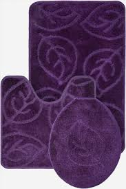 purple bathroom rugs nobby rug sets beauteous fabulous bath dark and intended for ideas 5