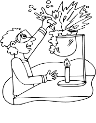 Small Picture Scientist Coloring Sheet Coloring Coloring Pages