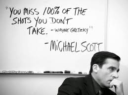 Quote Meme Delectable The Officeisms Michael Scott Memes