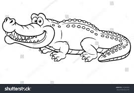 Small Picture Cute Crocodile Coloring PagesCrocodilePrintable Coloring Pages