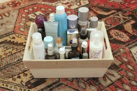 clean out your makeup