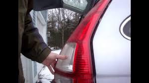 Crv Brake Light Replacement Honda Cr V Tail Light Bulb Replacement 2007 2012
