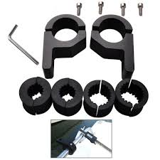 Led Light Bar Clamps Details About 2x 1inch Mount Bracket Tube Clamps For Led Light Bar Off Road Bull Bar Hid Atv