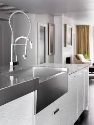 Under Kitchen Sink Cabinet Corner Kitchen Sink Ideas Traditional L Shaped Teak Island With