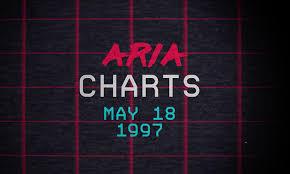 Aria Charts Throwback 18 May 1997 Aria Charts