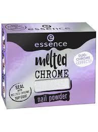 <b>Эффектная пудра для</b> ногтей MELTED CHROME т.03 essence ...