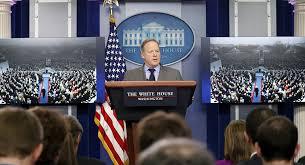 Former press secretaries slam Sean Spicer - POLITICO
