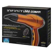 infinitipro by conair 1875 watt styling tool blow dryer 1 0 ct infinitipro by conair 1875 watt styling tool blow dryer 1 0 ct walmart com