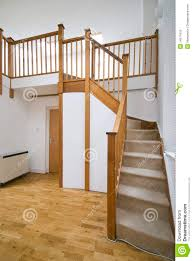 Split Level Living Room Split Level Living Room With Staircase Royalty Free Stock Photo