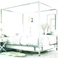 Canopy Full Size Bed Canopy Bed Frames Full Full Size Canopy Bed ...