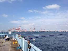 大黒 海 釣り