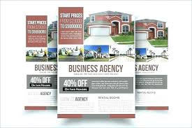 Real Estate Brochure Template Free Real Estate Free Flyer Template Pdf Download