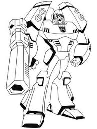 Small Picture Transformers Animated Coloring Pages Free RedCabWorcester