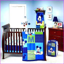 mickey mouse infant t shirt nursery bedding photo 4 of real baby set crib