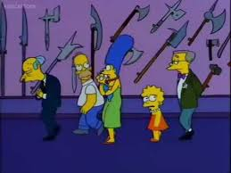 Treehouse Of Horror V The Shinning Part 14  YouTubeWatch The Simpsons Treehouse Of Horror V