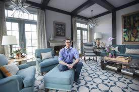 home furniture interior design. Designer James M. Davie, In The Living Room Of Cabbagetown Home He Recently Furniture Interior Design O