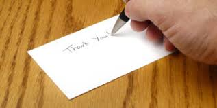 thank you after an interview do you still need to send a thank you note after a job