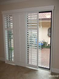 sliding shutters modernize your sliding glass patio door and are a great alternative to vertical blinds bypass sliders may be extended fit almost any width