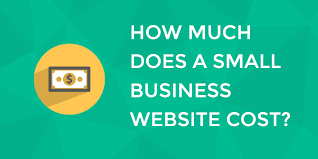 How Much Money Does A Business Website Cost Today Find Out At
