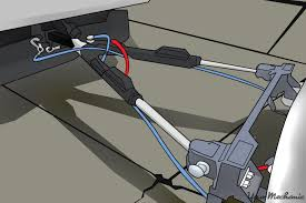 how to properly tow a vehicle yourmechanic advice wiring a jeep wrangler for flat towing at Wiring Tow Vehicle Behind Rv